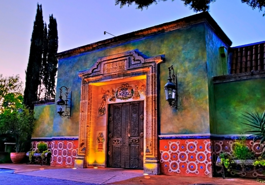 Fonda San Miguel Restaurant Austin Texas