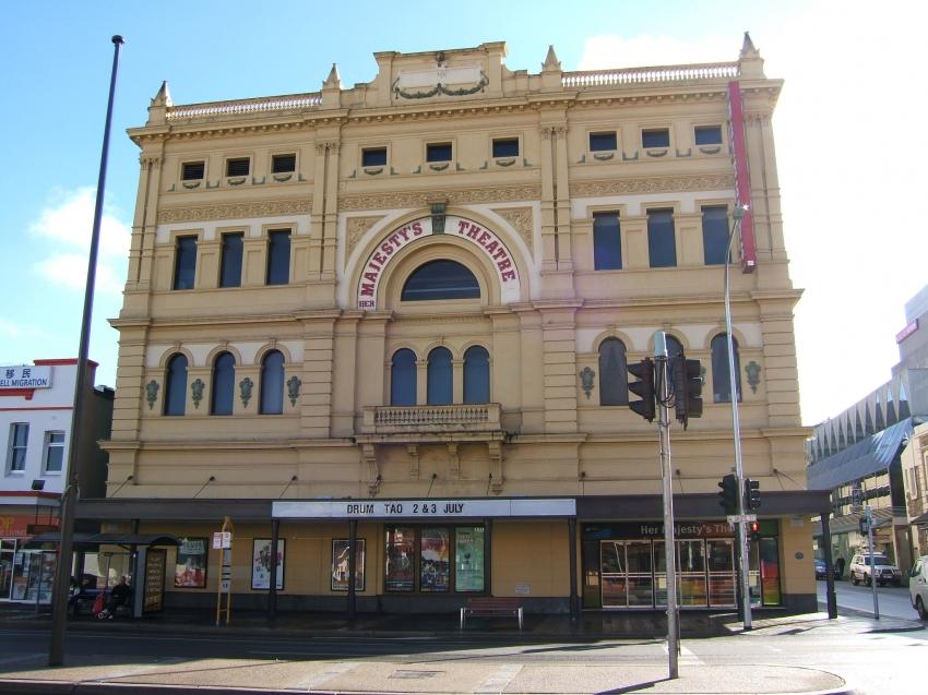 Restaurants Near Her Majesty Theatre Adelaide