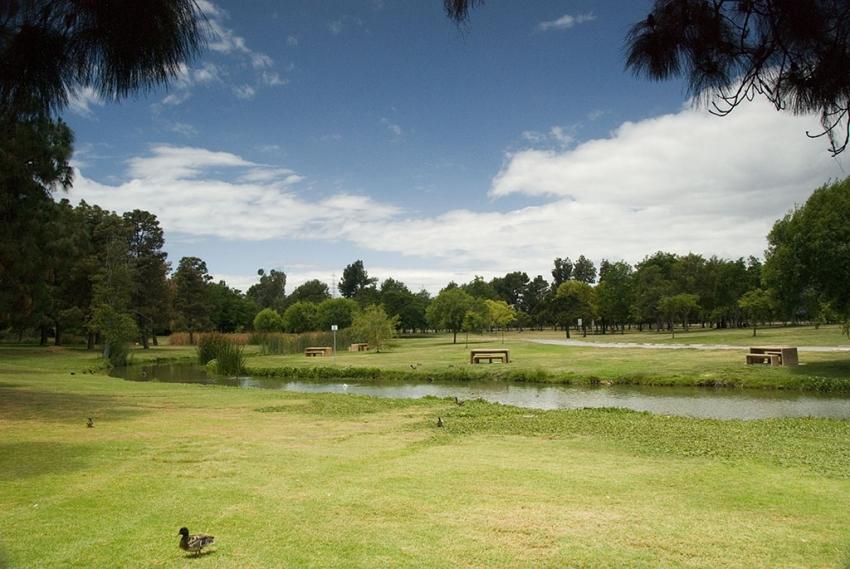 El Dorado Nature Park Long Beach