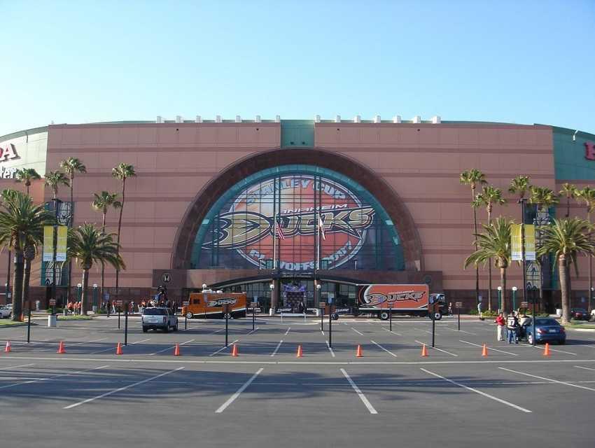 Honda Center Anaheim Cityseeker