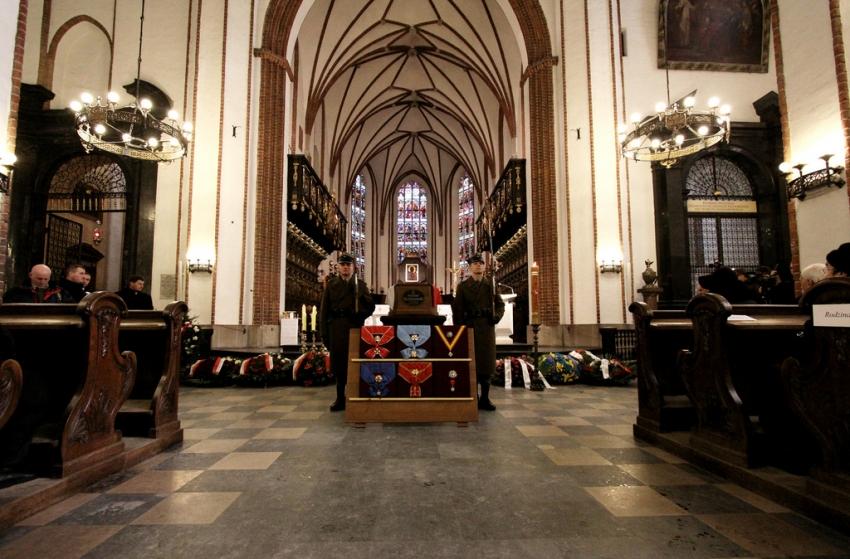 Bazylika Archikatedralna w Warszawie p.w. Męczeństwa św. Jana Chrzciciela (St. John\'s Archcathedral)
