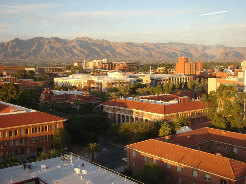University Of Arizona Tucson Cityseeker