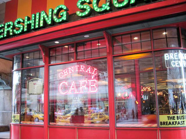Pershing Square - New York, NY