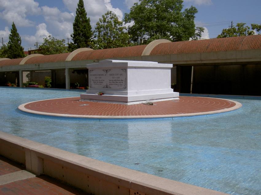 Martin Luther King Jr. National Historic Site - Atlanta, GA
