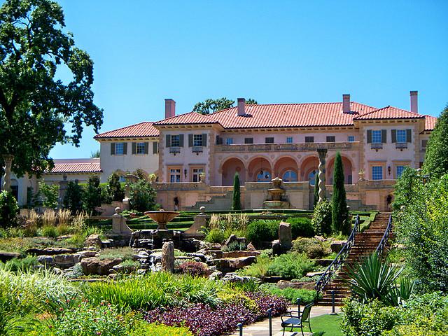 Okc Mansion Tours