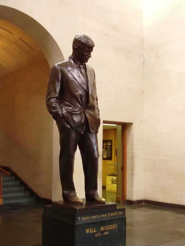 Will Rogers Memorial - Claremore, OK