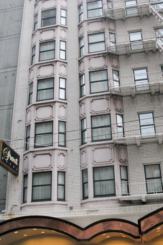 Restaurants Near The Prescott Hotel San Francisco