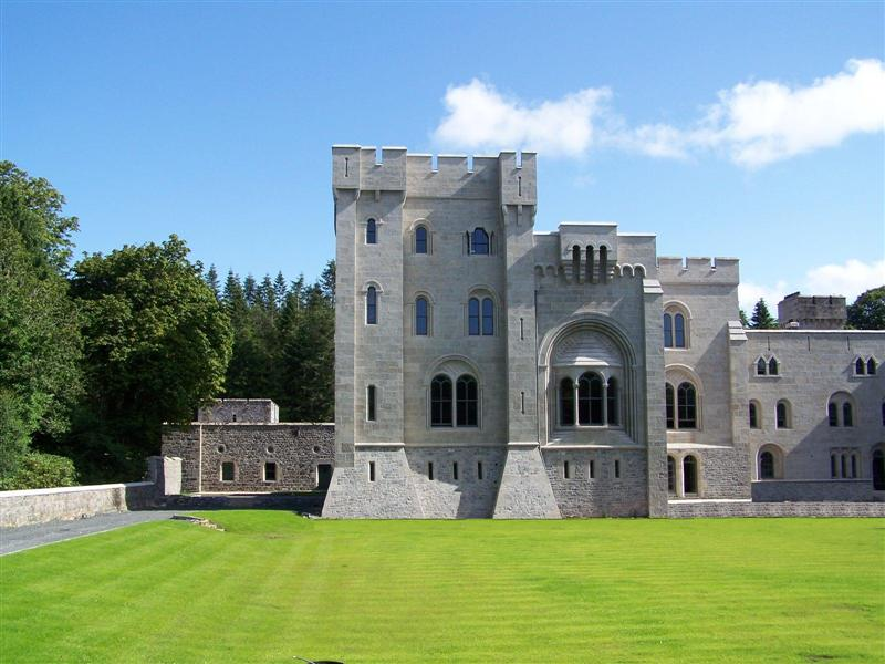 Gosford Castle Forest Park | Markethill | Tourist Attractions ...