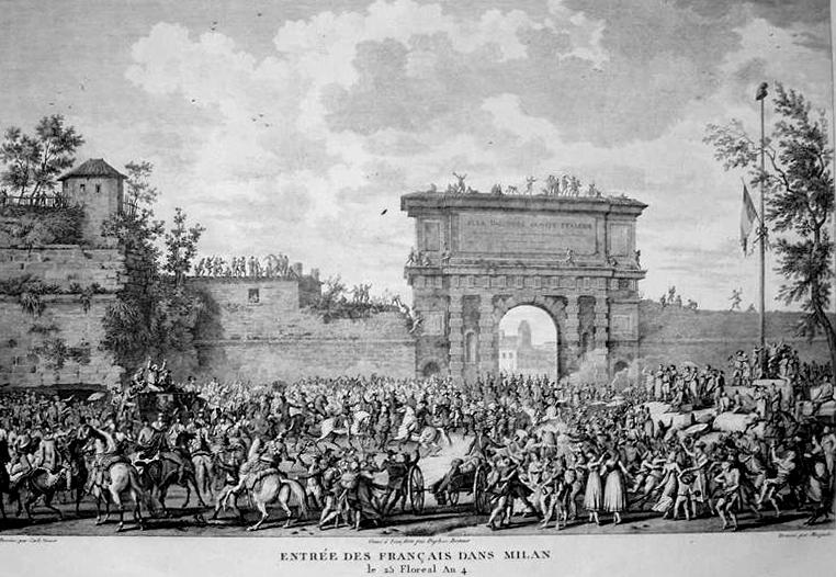 Porta romana and spanish walls milano cityseeker - Autoscuola porta romana milano ...
