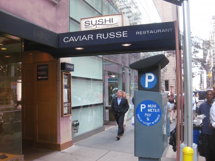 Caviar Russe - New York, NY