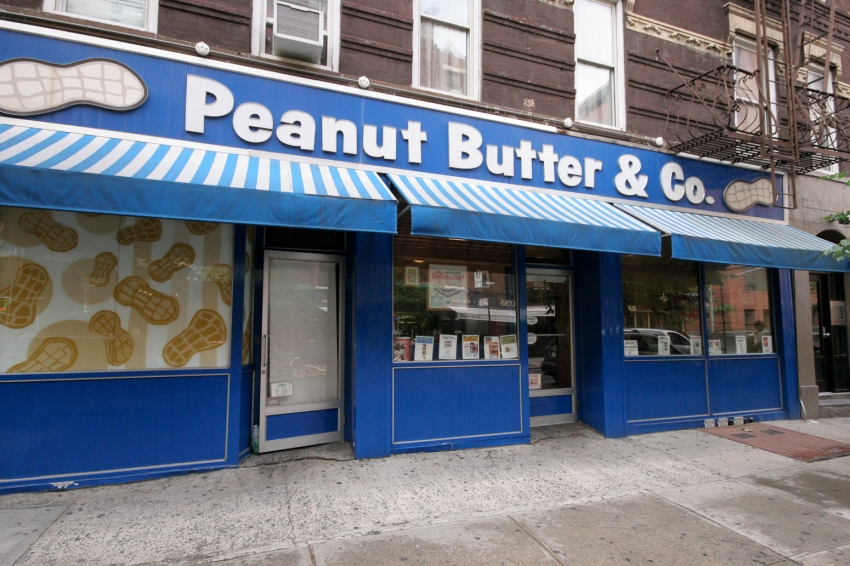 Peanut butter and company new york