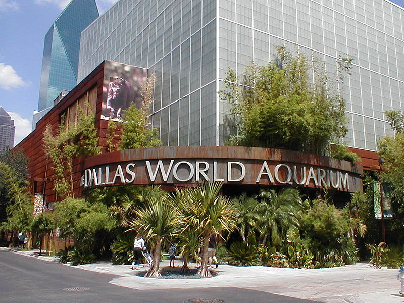 The Dallas World Aquarium  - Dallas, TX
