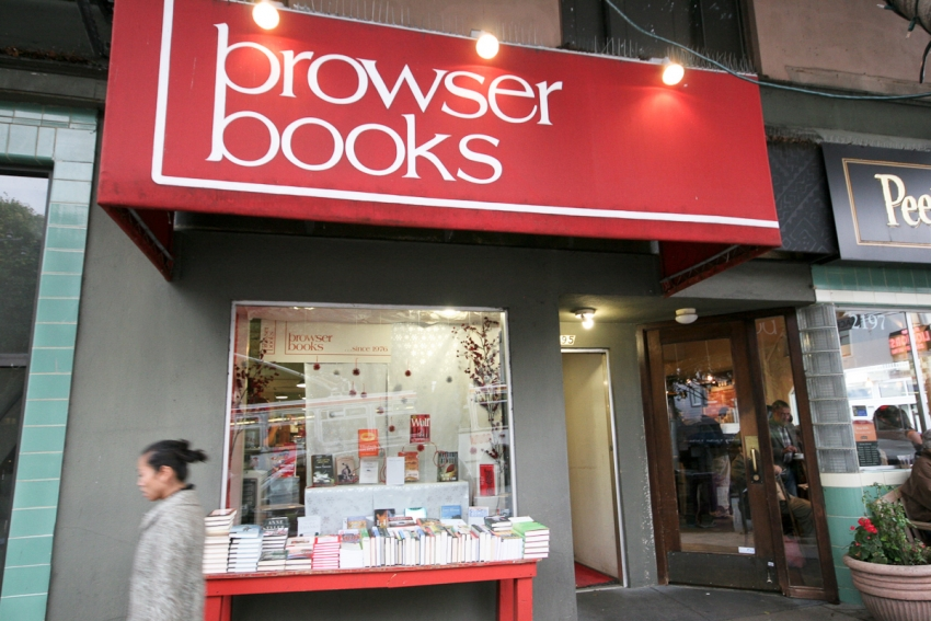 Browser Books - San Francisco, CA