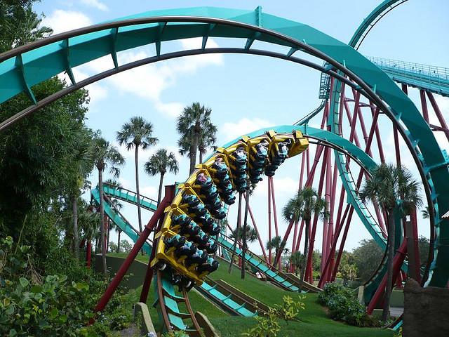 Busch Gardens Adventure Island Tampa Fl