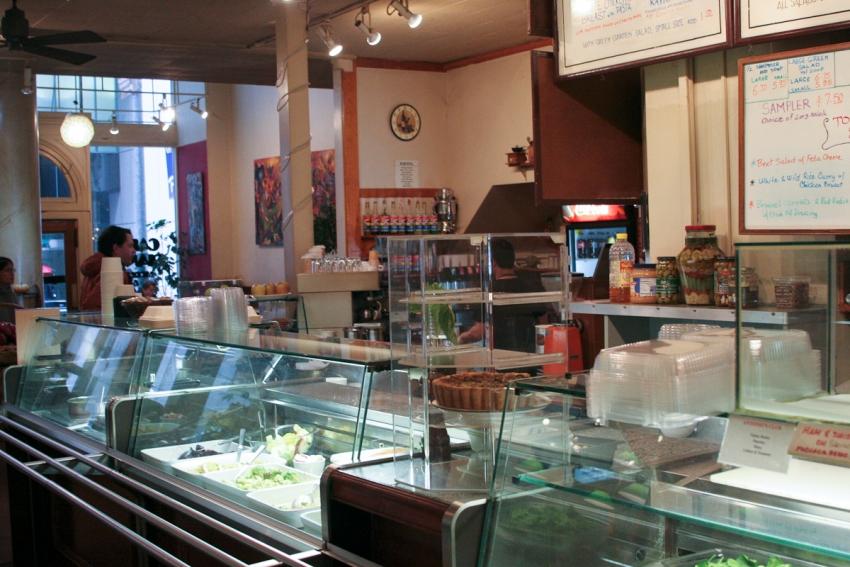 Caffe Bianco - San Francisco, CA