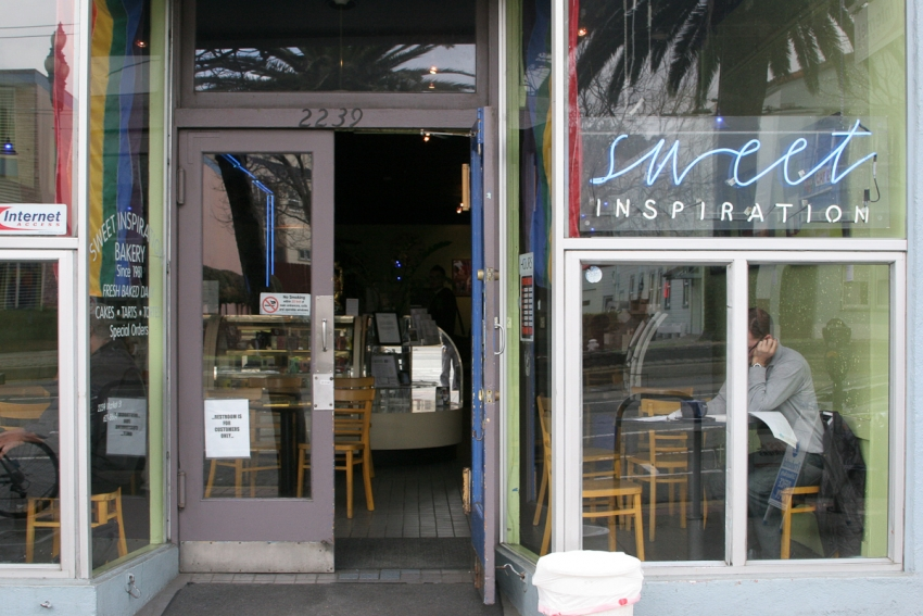 Sweet Inspiration Bakery Cafe - San Francisco, CA
