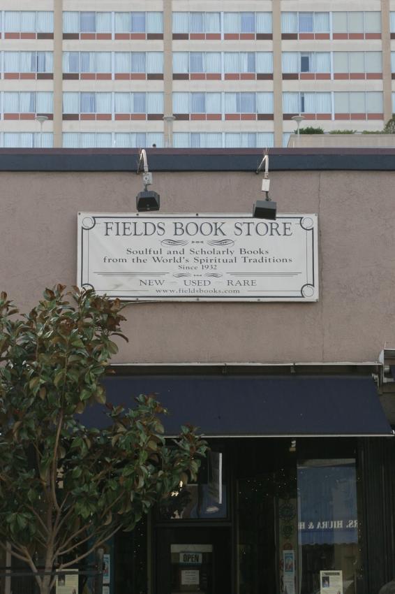 Fields Book Store - San Francisco, CA