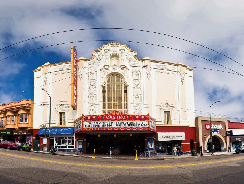 The Castro Theatre - San Francisco, CA