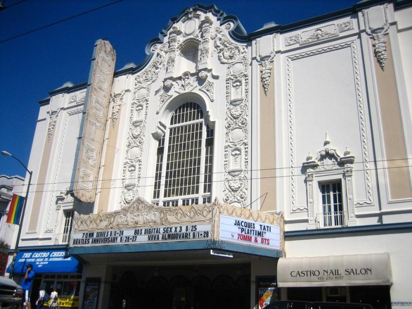 The Castro Theatre | S...