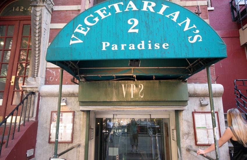Vegetarian's Paradise 2 - New York, NY