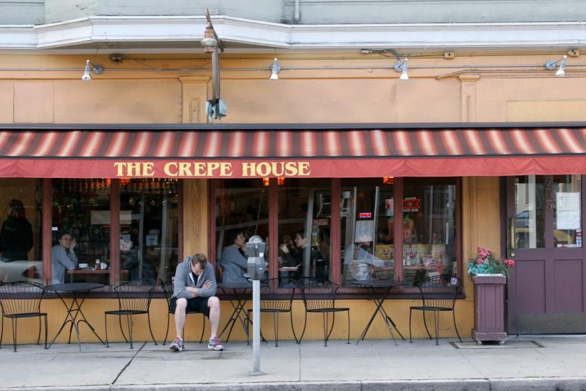 Crepe House - San Francisco, CA