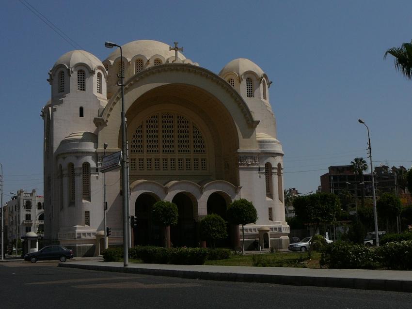 Coptic Orthodox Church in Egypt st Mark st Mark 39 s Coptic Orthodox