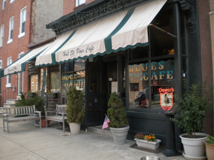 Hull Street Blues Cafe Hull Street Baltimore Md