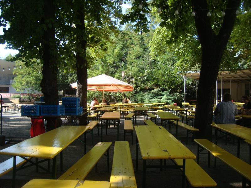 Berliner Prater Garten  Berlin  Bars & Cafes, Restaurants ...