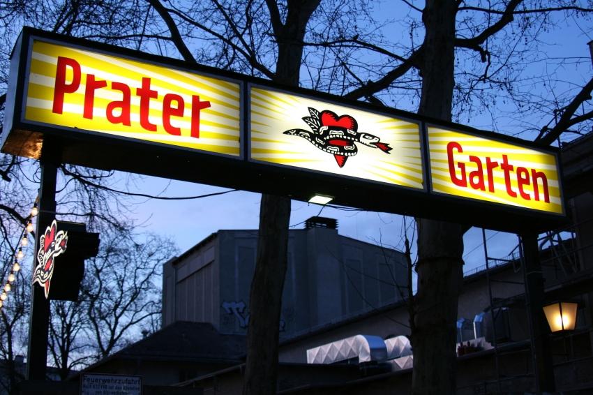 Berliner Prater Garten, Berlin, CitySeeker