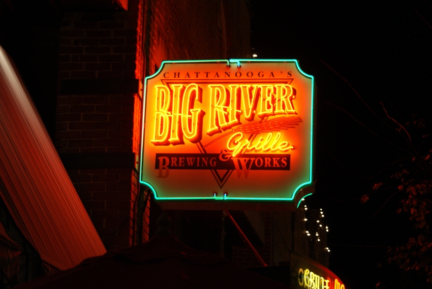 Big River Grille & Brewing - Chattanooga, TN