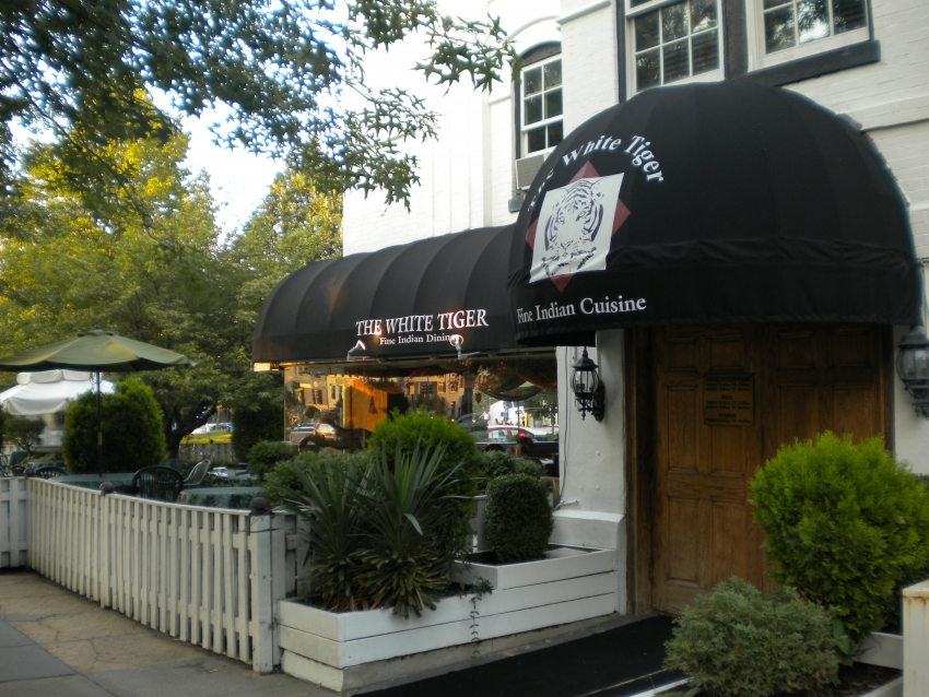 White Tiger Restaurant - Washington, DC