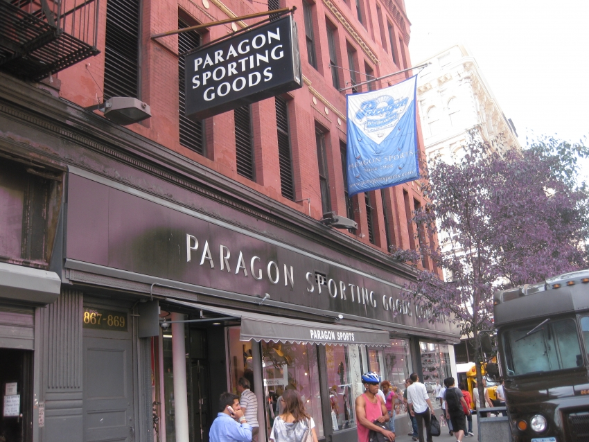 Paragon Sports - New York, NY