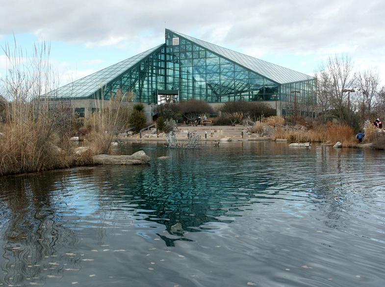 Abq Biopark Botanic Garden Albuquerque Cityseeker