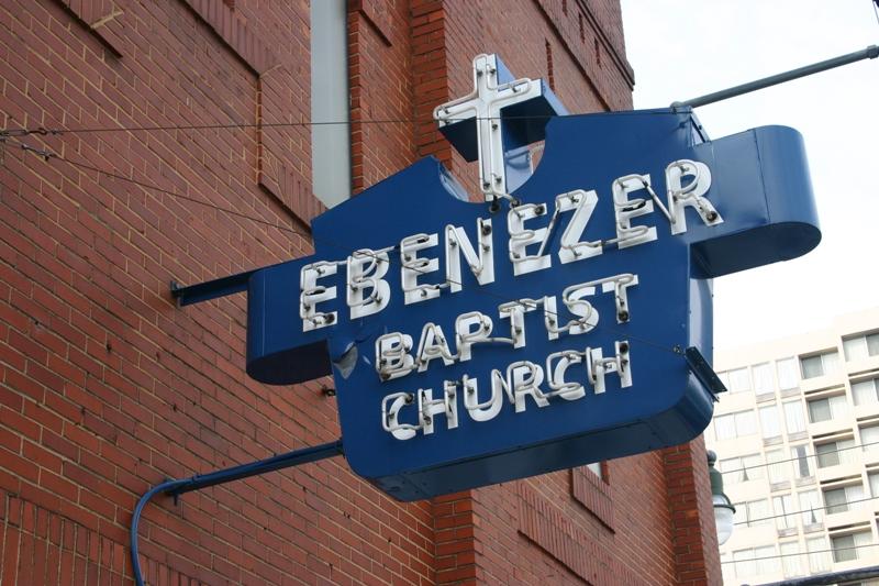 Ebenezer Baptist Church - Atlanta, GA