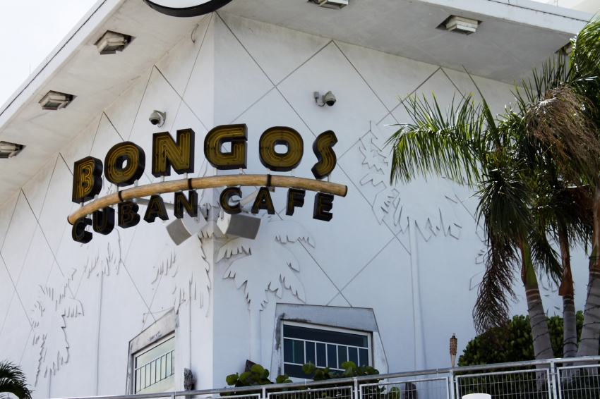Bongos Cuban Cafe - Miami, FL