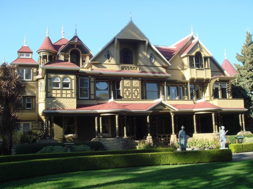Winchester Mystery House - San Jose, CA