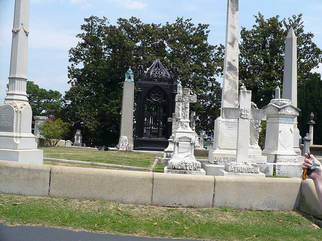 Hollywood Cemetery - Richmond, VA
