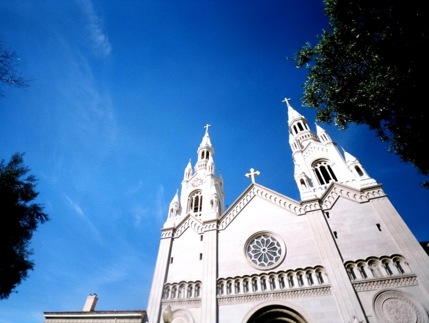 St Peter & Paul Church - San Francisco, CA