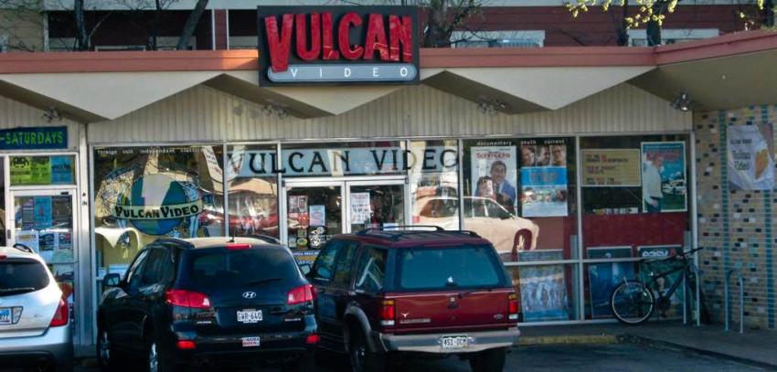 Vulcan Video - Austin, TX