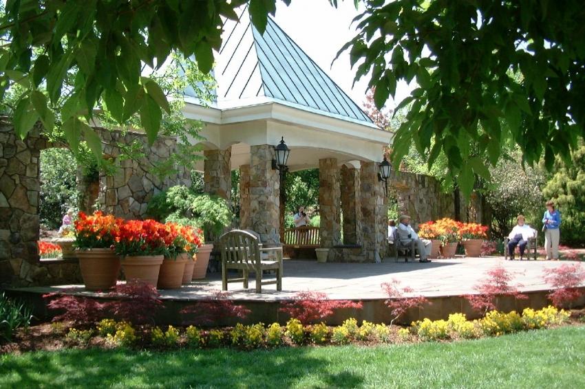 Lewis Ginter Botanical Garden - Richmond, VA