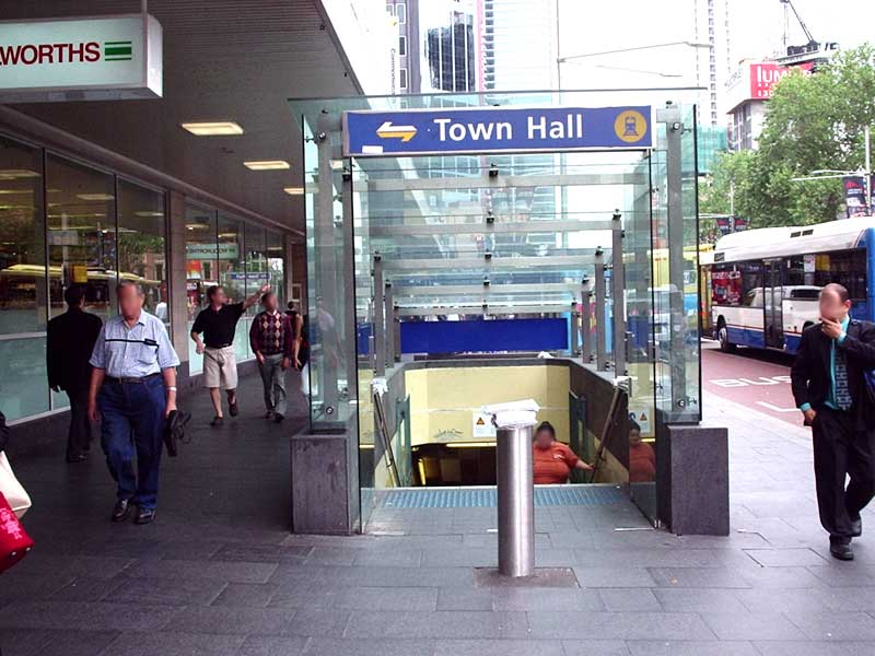 Town Hall Station Sydney Cityseeker