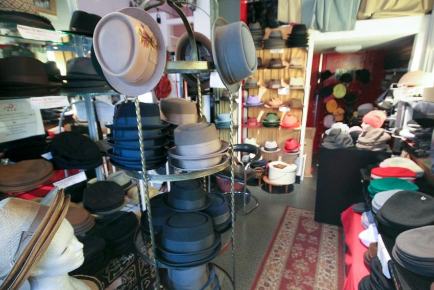 Mrs Dewson's Hats - San Francisco, CA
