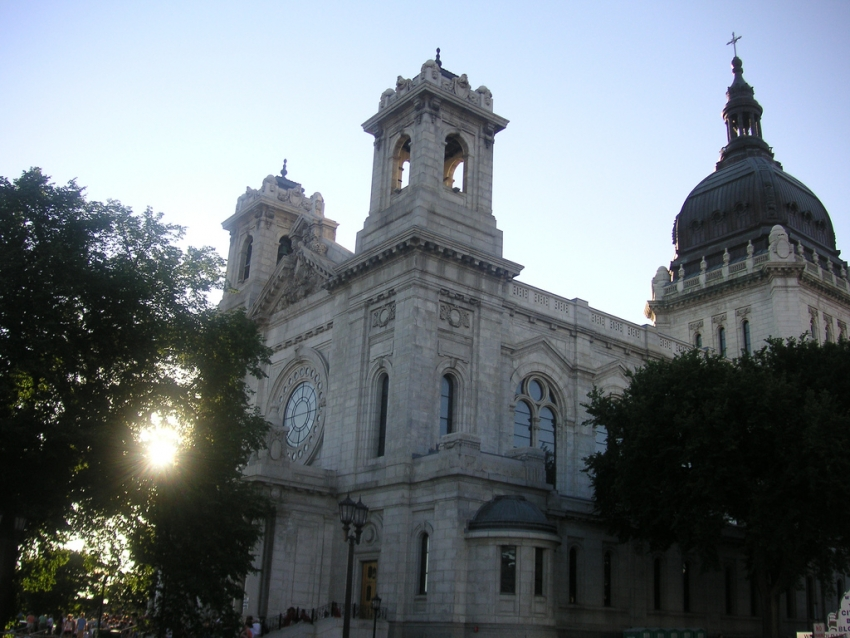 Basilica Of St Mary - Minneapolis, MN