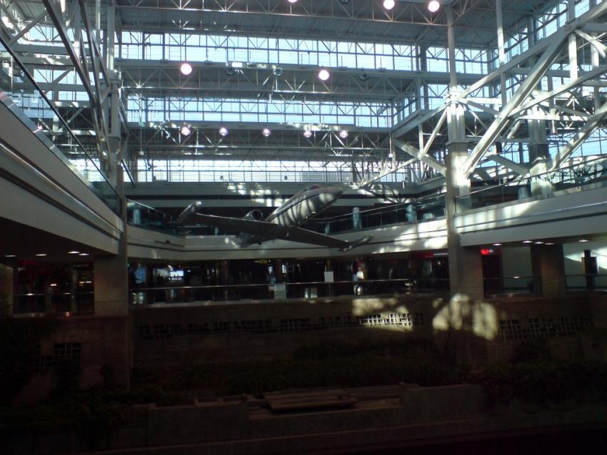 Cafes Near Denver International Airport