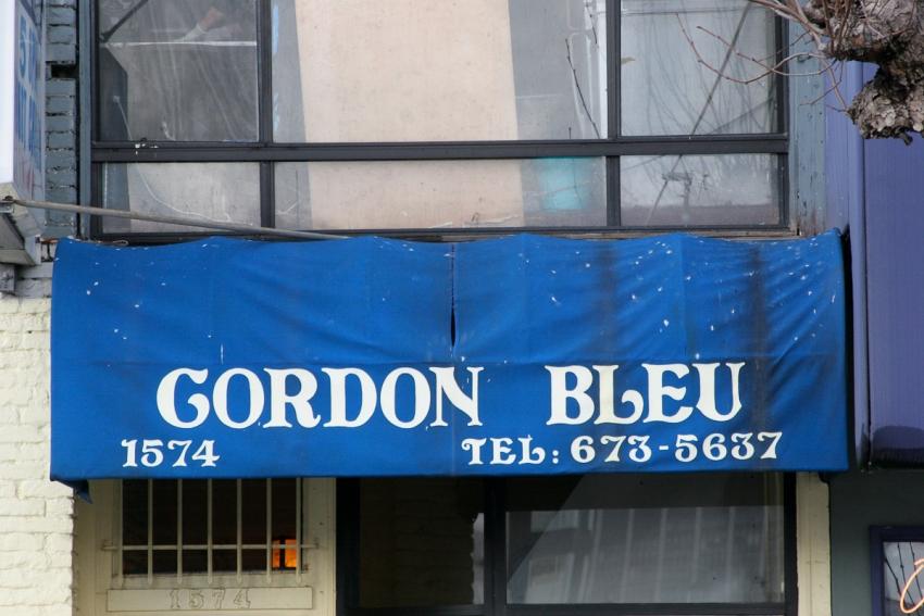 Cordon Bleu Vietnamese Rstrnt - San Francisco, CA