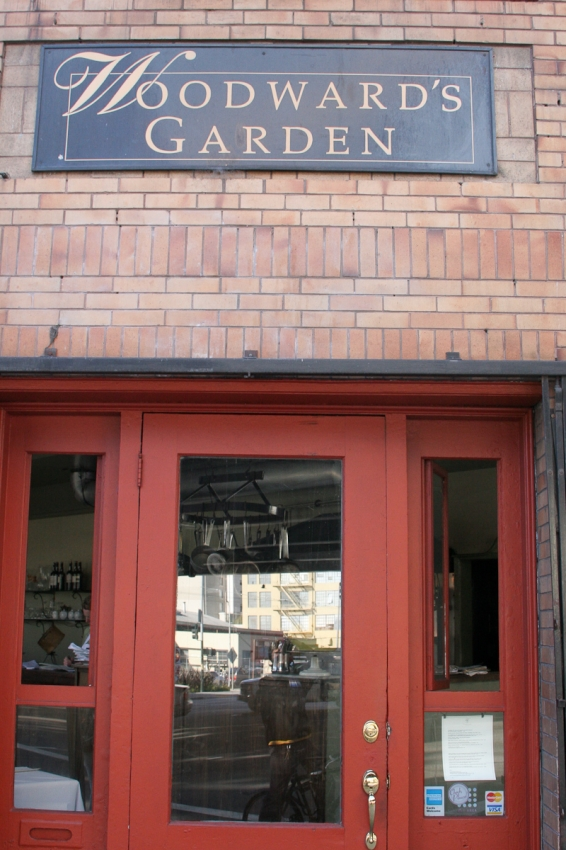 Woodward's Garden - San Francisco, CA