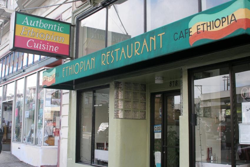 Cafe Ethiopia - San Francisco, CA