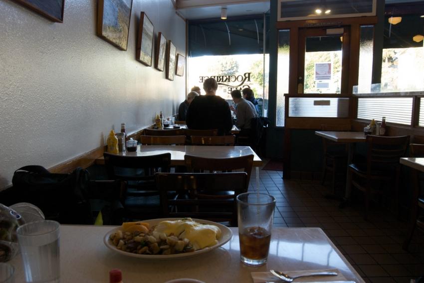 Rockridge Cafe - Oakland, CA