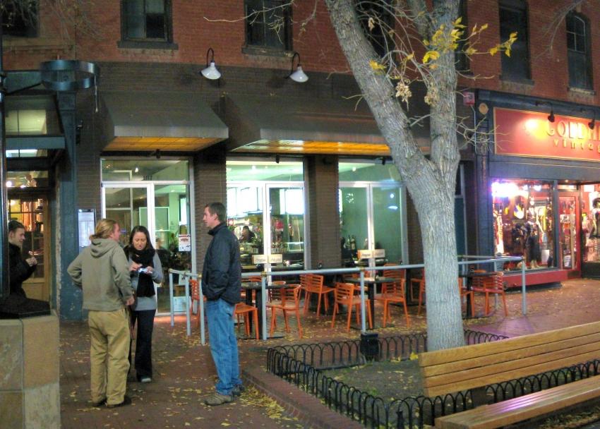 Hapa Sushi Grill & Sake Bar - Boulder, CO