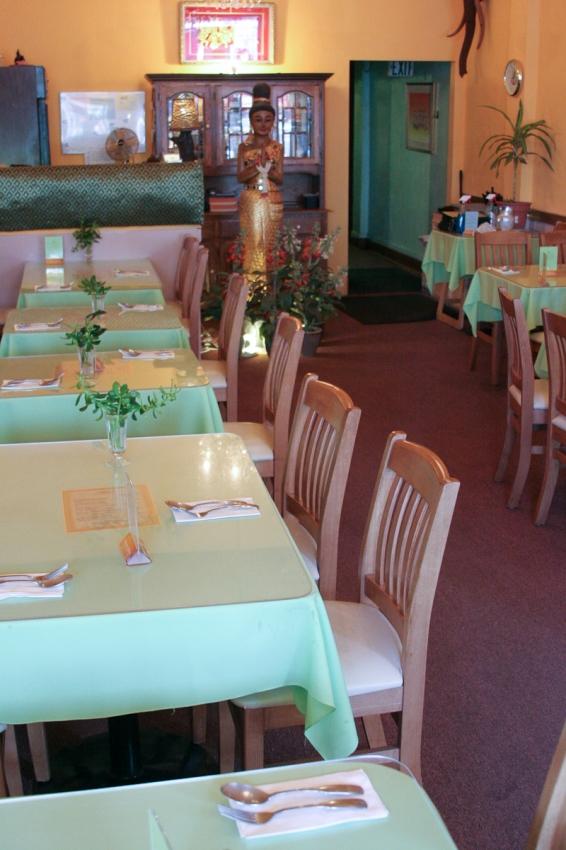 Dusit Thai Restaurant - San Francisco, CA
